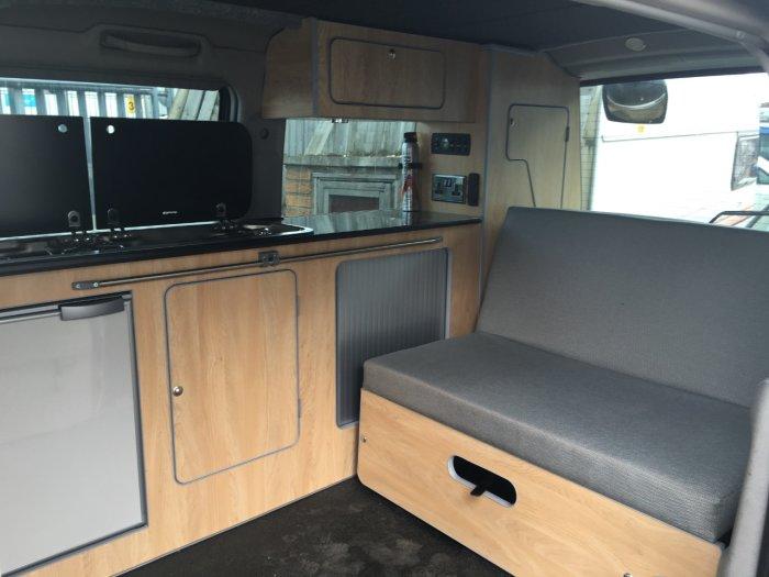Used Mazda Bongo Mistral Camper For Sale In Southampton