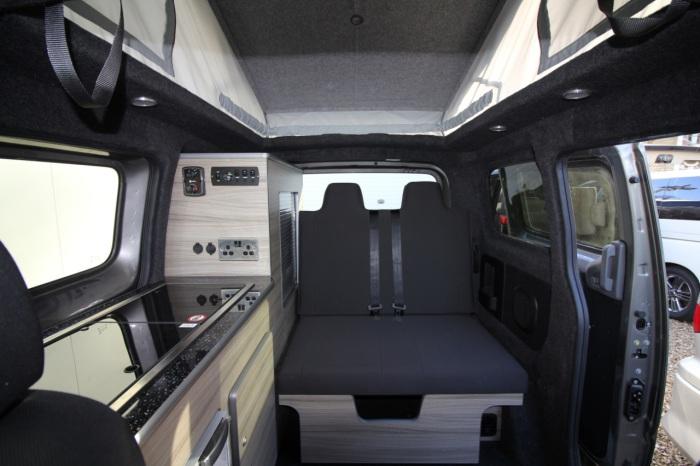 Used Nissan Nv200 15 dci 89 acenta mistral camper for sale ...