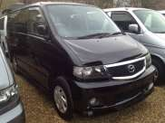 Mazda Bongo 2.5 V6 Aero Latest model MPV Petrol BlackMazda Bongo 2.5 V6 Aero Latest model MPV Petrol Black at Camper Van Centre Southampton