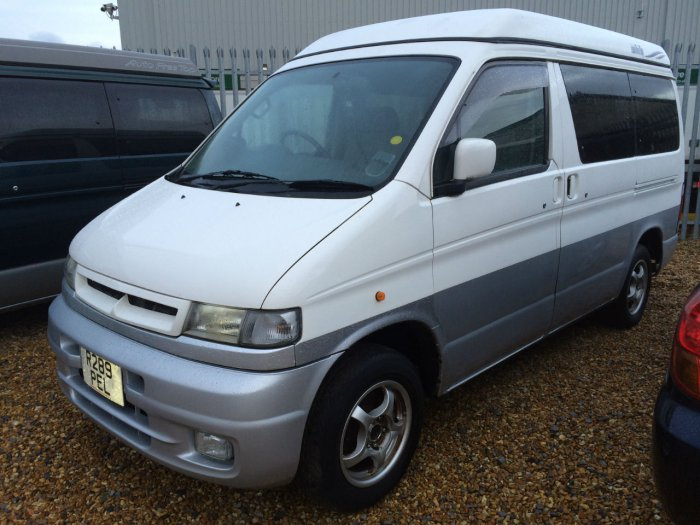 used mazda bongo 4x4 25 turbo diesel autofreetop for sale. Black Bedroom Furniture Sets. Home Design Ideas